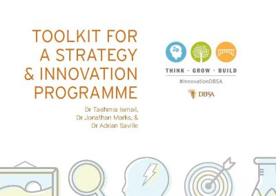 DBSA Innovation Toolkit