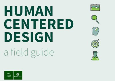 Field Guide to Human Centered Design