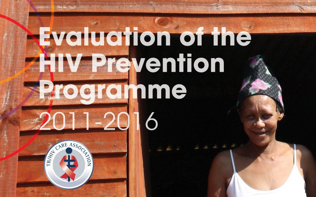 TB/HIV Care Evaluation Report